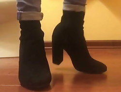 My heels and feet :3